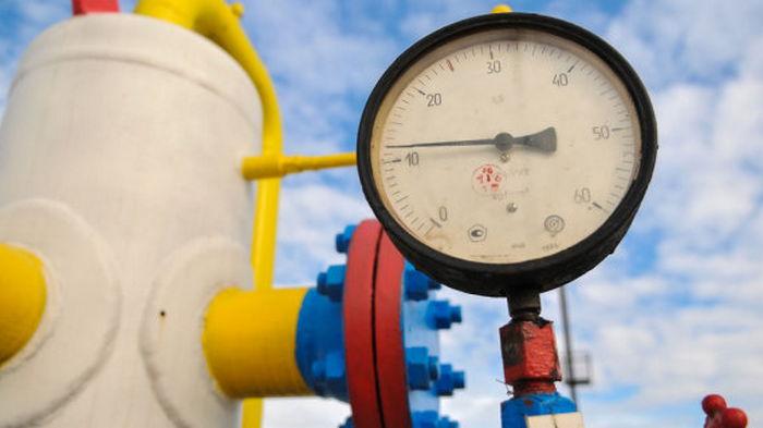 Поставки газа из Европы в Украину с начала года сократились в восемь раз