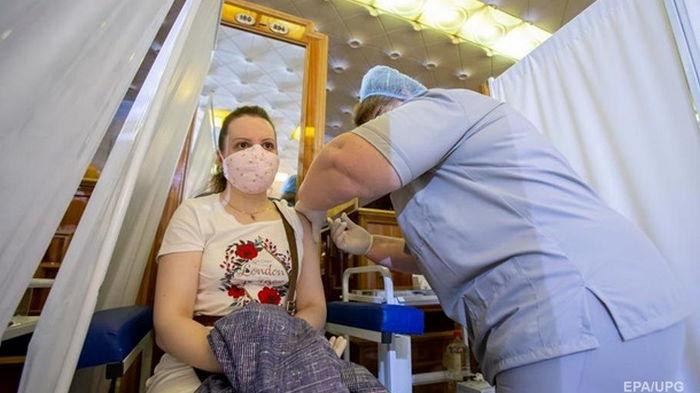 Ляшко о темпах вакцинации: Выше, чем в мире