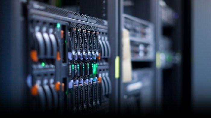 Виртуальные сервера на SSD NVMe