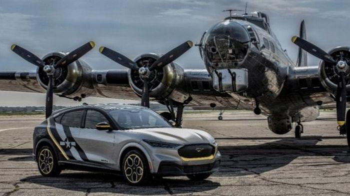 Ford приостановил производство электрического Mustang