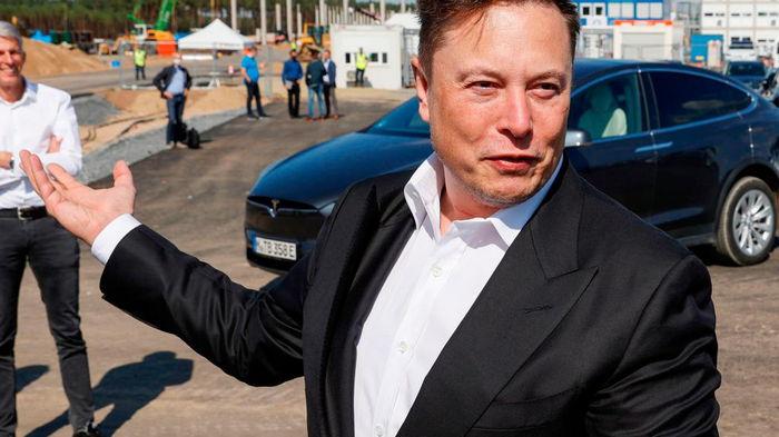 Илон Маск спрогнозировал, когда стартует производство Tesla в Германии