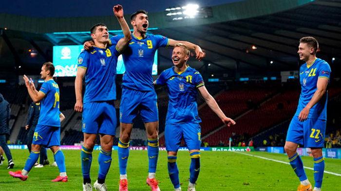 Стал известен расширенный состав Украины на матчи квалификации ЧМ-2022