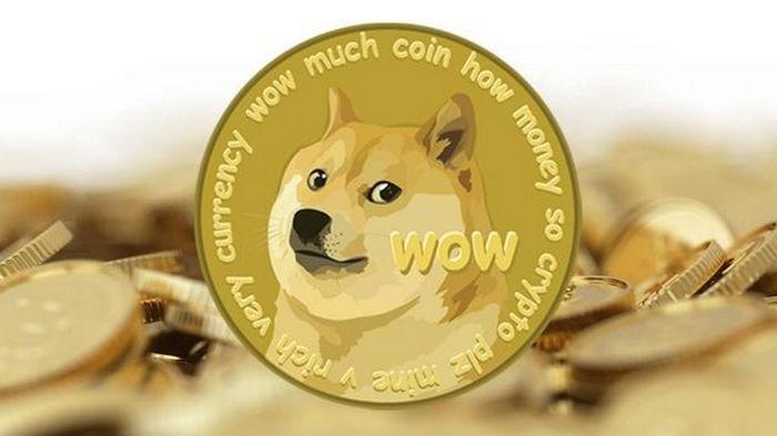 Больше половины криптодоходов Robinhood пришлось на Dogecoin