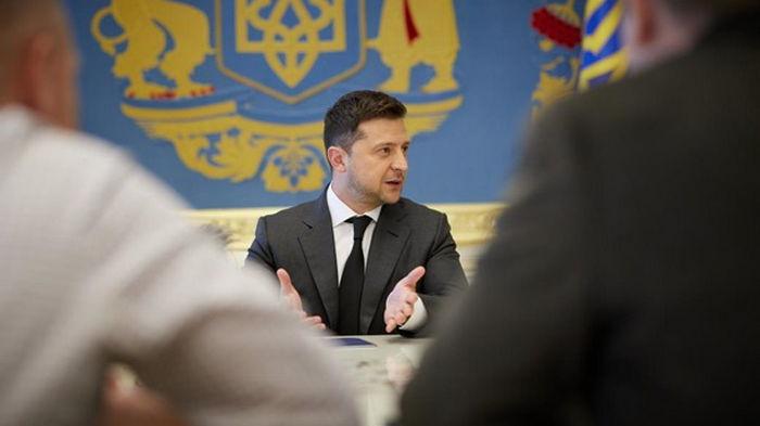 Зеленский: Украина уже живет по стандартам ЕС