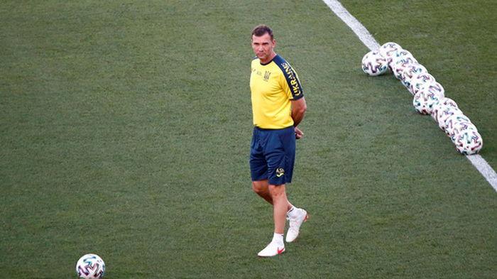 Шевченко выделил главное достижение во главе сборной Украины