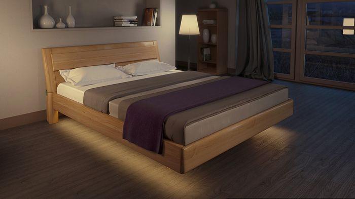 Особенности кроватей из дерева от ТеМП-Мебель