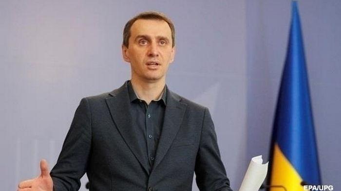 Украина расторгает контракт с производителем индийских вакцин