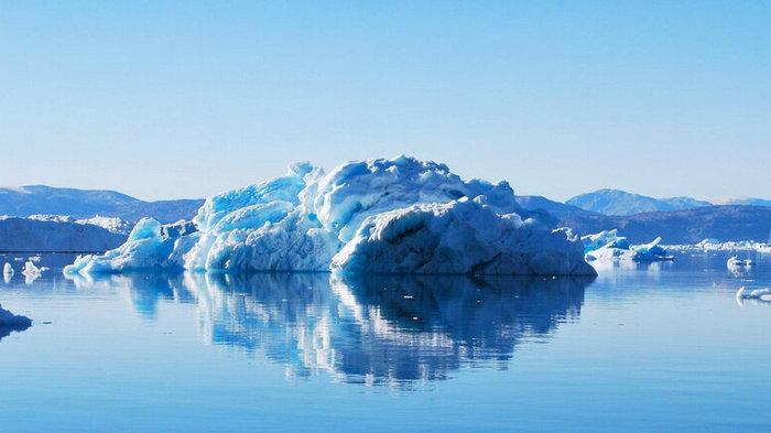 Дождь в Гренландии связали с надвигающейся катастрофой