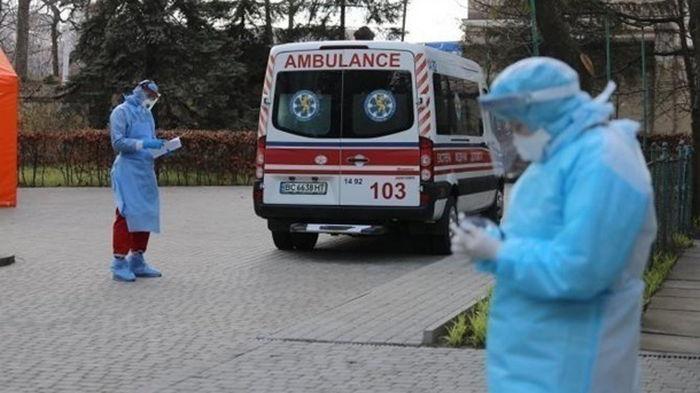 В Украине резкий скачок заболеваемости COVID-19