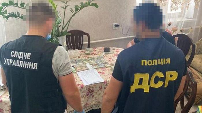 Одесские полицейские задержали черных лесорубов во главе с депутатом