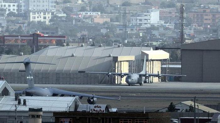 Военные США вывели из строя часть оставленной в Афганистане техники
