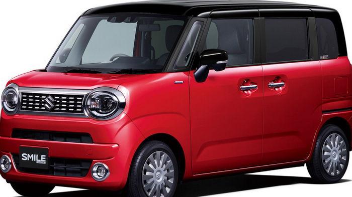Suzuki представил хэтчбек Wagon R