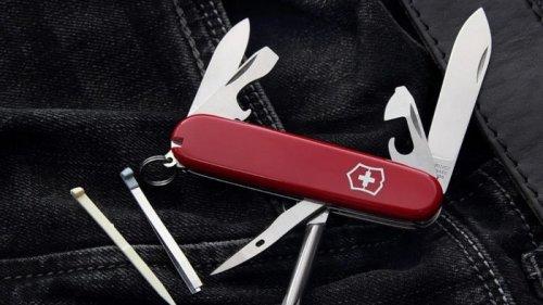 Швейцарский нож Victorinox — универсальный помощник на каждый день