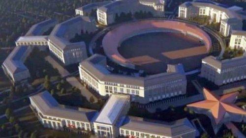 Турция построит свой Пентагон в форме полумесяца — СМИ