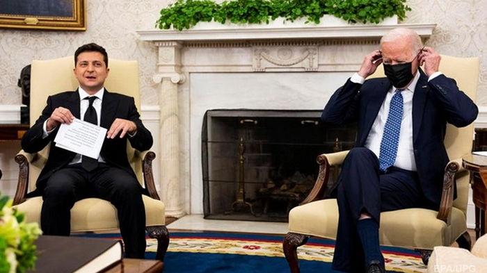 Зеленский и Байден поговорили без дипломатии – Кулеба