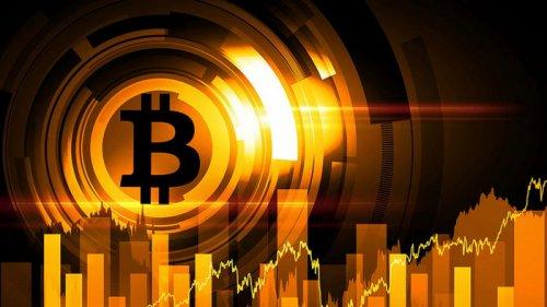 Цена биткоина преодолела отметку $50 000
