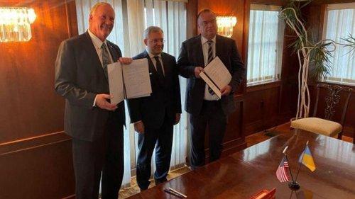 Украина и США усиливают сотрудничество в сферах энергетики и климата