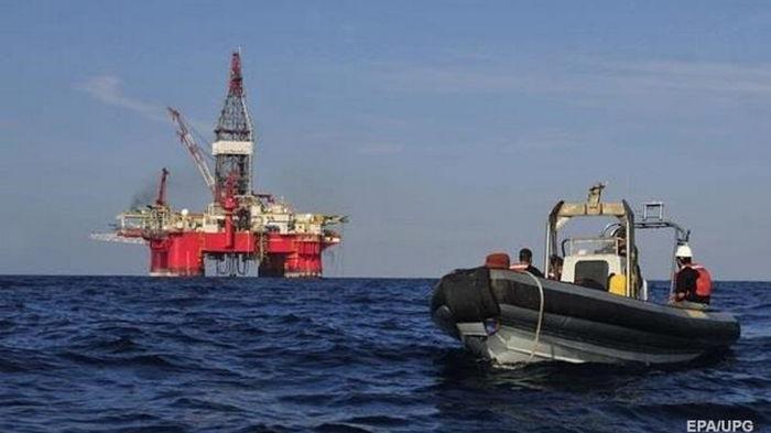 У берегов США обнаружили крупное нефтяное пятно