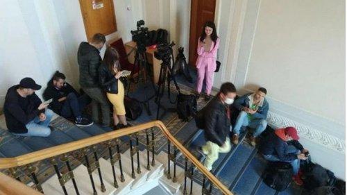 В Раде начали пускать журналистов в кулуары