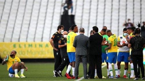 Судьбу встречи Бразилия - Аргентина решит ФИФА