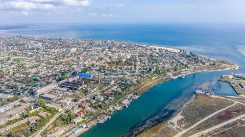 Отдых на Азовском море в Геническе