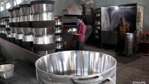 Цена алюминия выросла до максимума за 13 лет