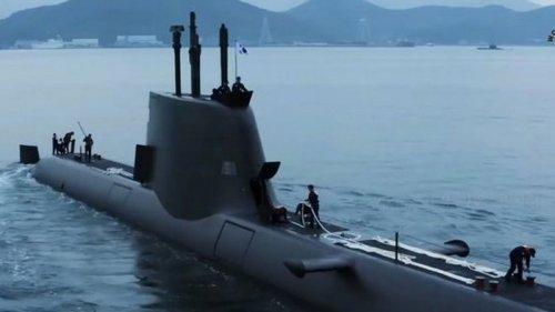 Южная Корея вошла в клуб обладателей баллистических ракет подводного з...