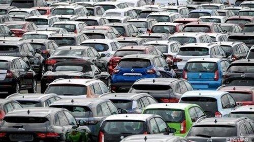 В Украине спрос на подержанные авто вырос на 56%