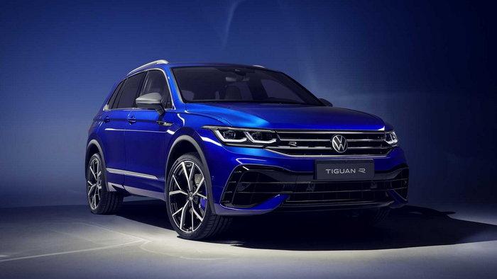 Новый Volkswagen Tiguan 2020: обзор обновленного кроссовера