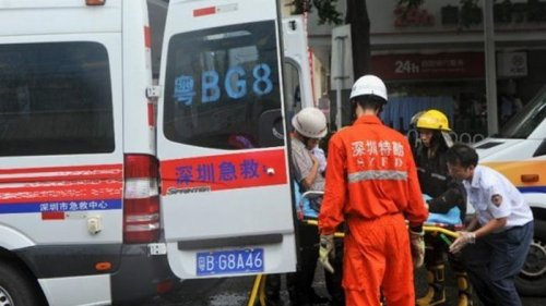 На фабрике в Китае задохнулись шесть человек