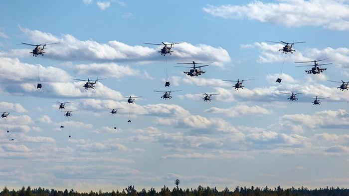 Российско-белорусские учения Запад-2021 завершились