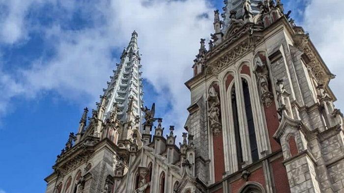 Шмыгаль поручил изучить вопрос возвращения католикам костела Св. Николая