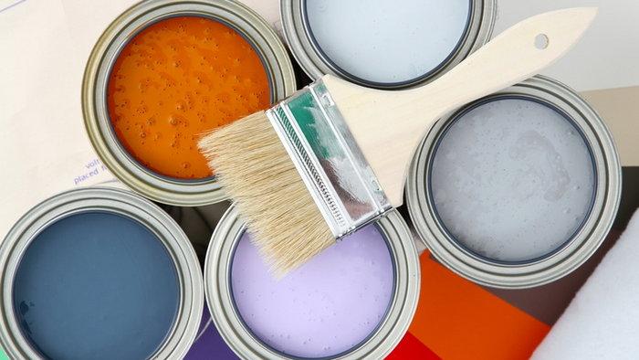 Водоэмульсионные краски: какие бывают и характерные отличия составов