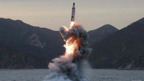 КНДР провела испытания новой крылатой ракеты - СМИ