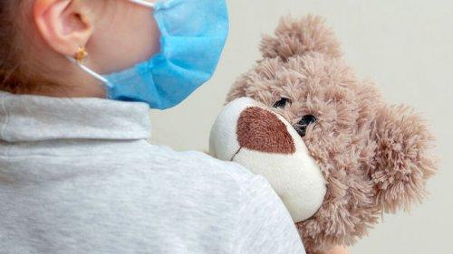 Назван новый признак COVID-19 у детей