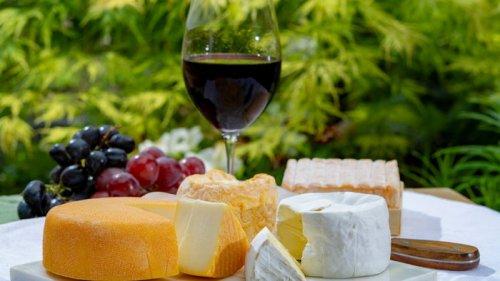 Дегустация швейцарских сыров и вин