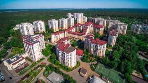 ЖК «Чайка» в Киеве: квартиры для комфортной жизни
