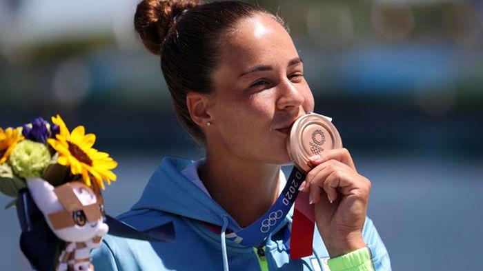 Лузан завоевала серебро в каноэ-одиночке на чемпионате мира