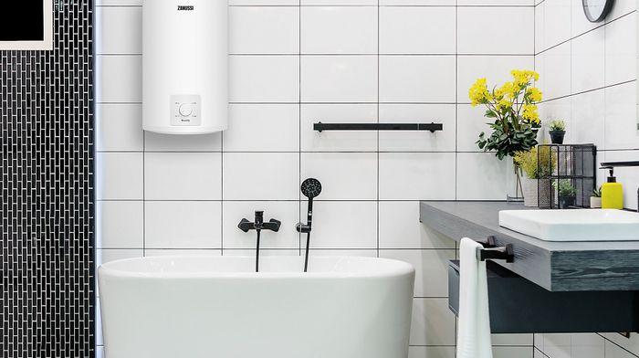 Современные водонагреватели от компании Zanussi
