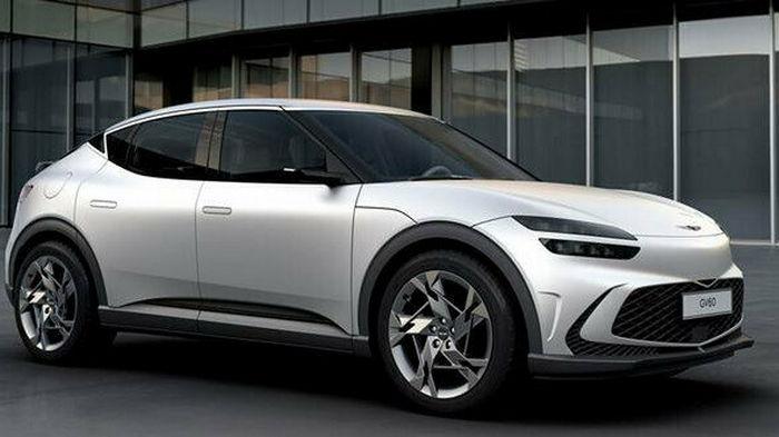 Автомобили Genesis будут узнавать владельцев в лицо