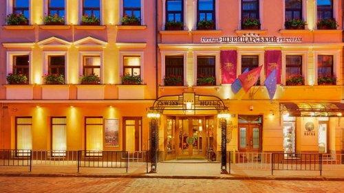 Самый необычный отель мира — отель «Швейцарский» во Львове. Или как история любви спасла город Львов