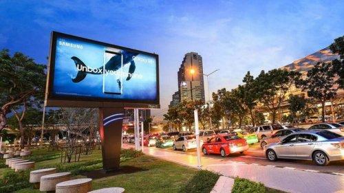 Светодиодные Led экраны для улицы: вашу рекламу заметят все