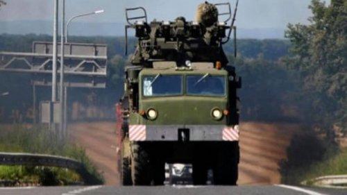 На севере Украины усилили систему ПВО (фото)