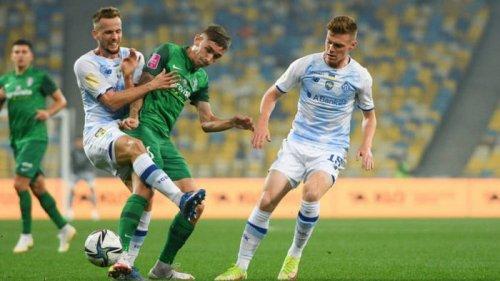 Динамо в последний момент вырвало победу над Александрией
