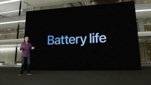 Стала известна ёмкость аккумуляторов iPhone 13