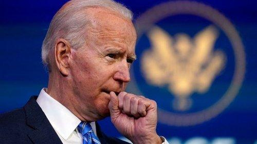 В Белом доме пояснили постоянный кашель Байдена