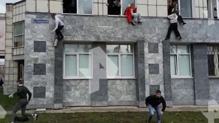 Стрельба в Перми: студенты рассказали о нападении