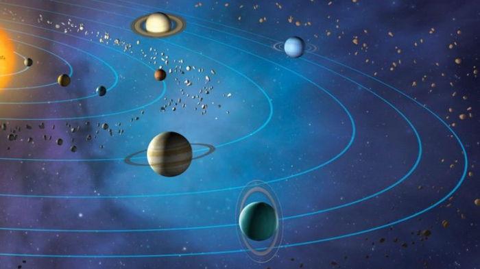 Ученые рассказали, почему планеты Солнечной системы вращаются в одной плоскости