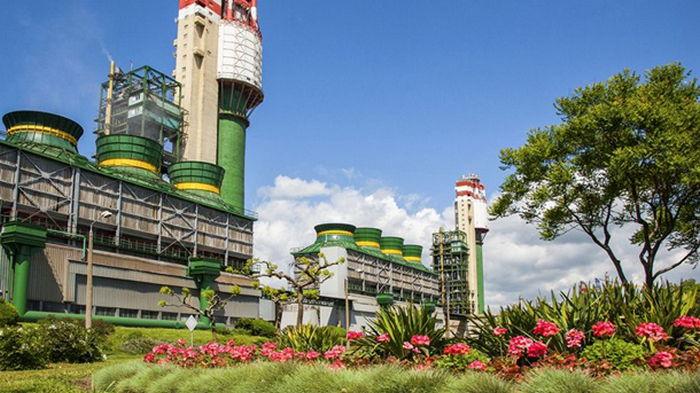 Одесский припортовый завод остановил свою работу
