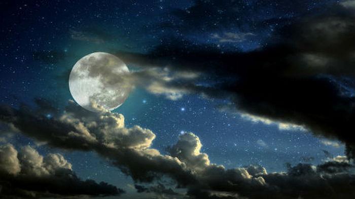 Масштабное исследование подтвердило влияние Луны на сон